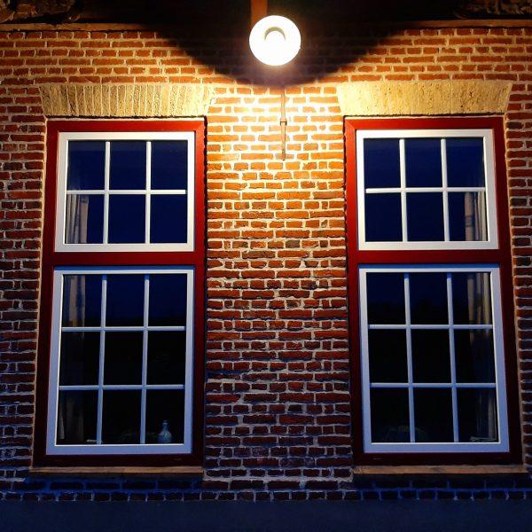 Eybeekhoeve by night