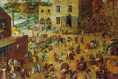 volksspelen Bruegel